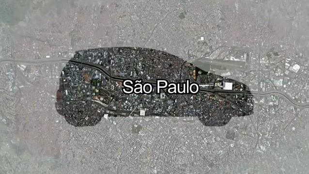 sao paulo google mapa