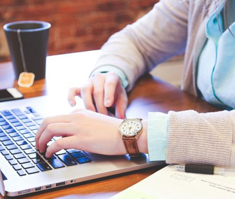 Pisanje tekstova za web stranicu