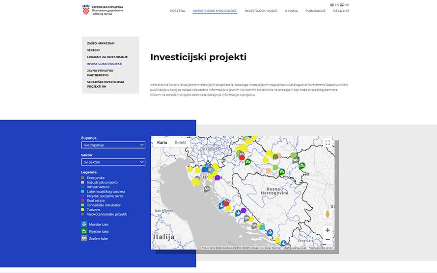 Ministarstvo gospodarstva (Invest Croatia)